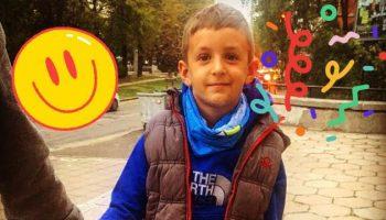 8-годишният син на Милен Цветков просълзи социалните мрежи / СНИМКИ ВИДЕО