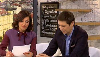 Ани Цолова и Виктор Николаев още са скарани заради обидна реплика
